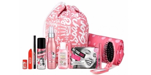Soap & Glory Happy Glamper Kit £16 @ Boots