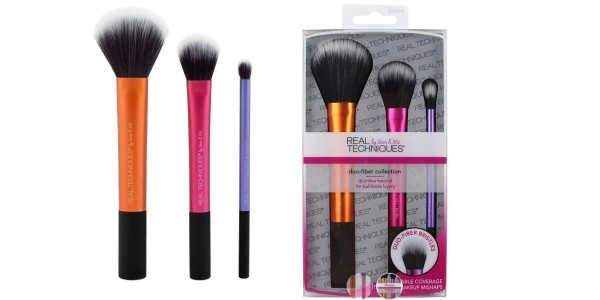 Real Techniques Duo-Fiber Collection Limited Edition £5.99 Delivered @ Superdrug
