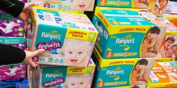 Best Pampers Deals UK