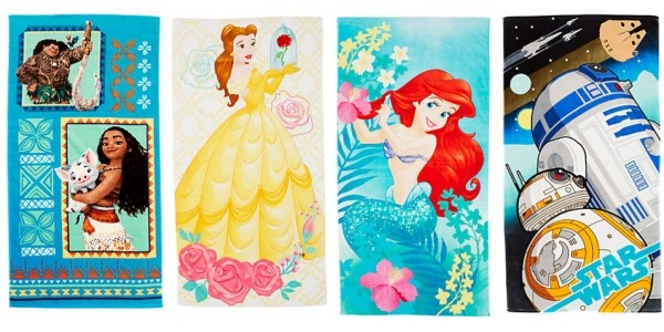 Disney Beach Towels 2 For £20 @ The Disney Store