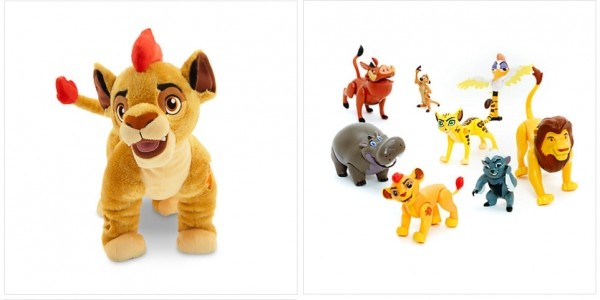 25% Off Selected Lion Guard Toys @ The Disney Store