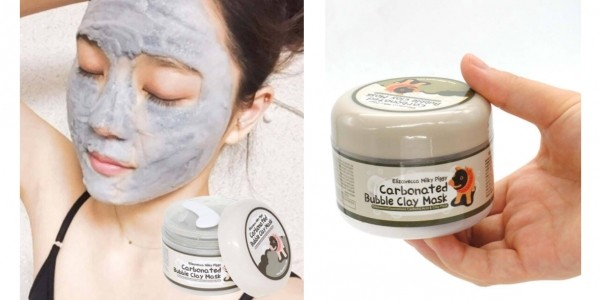 Elizavecca Carbonated Bubble Clay Mask £4.22 Delivered @ eBay Store: salamoerf2015