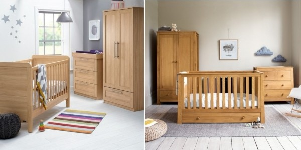 Up To 50% Off Nursery Furniture + Free Mattress Offer @ Mamas & Papas