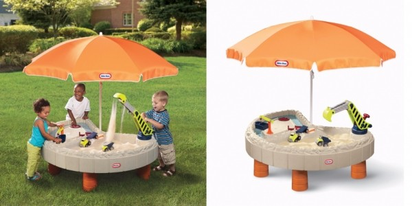 Little Tikes Builders Bay Sand & Water Table £82.56 (was £129) @ Asda George