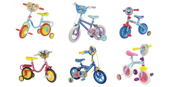Kids Bikes Now From £23.99 @ Very