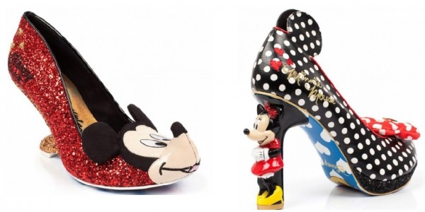 The Mickey Mouse & Friends X Irregular Choice Collaboration Is Out Now