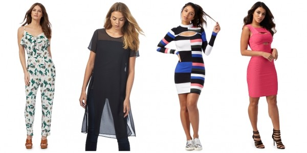 Half Price Women's Holiday Essentials Plus 10% Off & FREE Delivery (With Codes) @ Debenhams