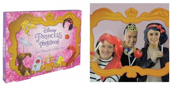 Disney Princess Photo Booth Props £7.99 Delivered @ The Gift & Gadget Store
