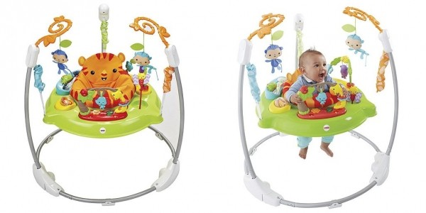 Fisher-Price Roaring Rainforest Jumperoo £59.99 Using Code @ Tesco Direct