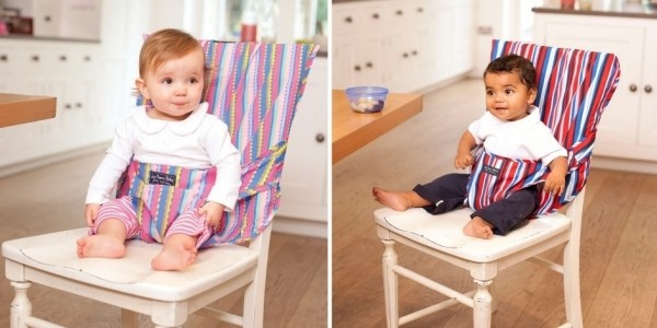 Super Lightweight Packaway Pocket Highchairs From £11.90 With Free Delivery @ JoJo Maman Bebe