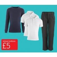 The £5 School Uniform Coming Soon To Aldi