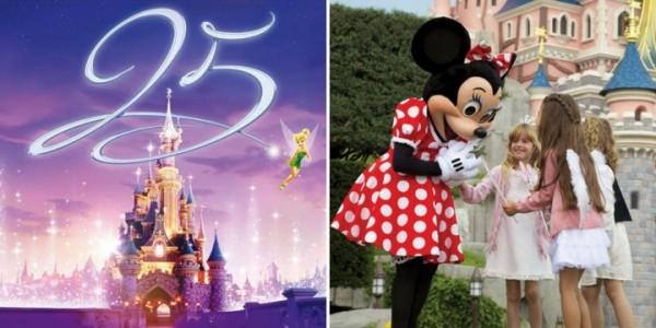 Tickets For Two Disneyland Paris Parks Plus Fast Pass & Restaurant Vouchers £39 @ AttractionTix