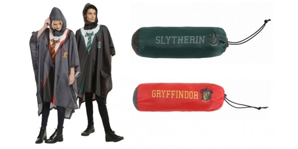 Harry Potter House Rain Poncho £12.99 @ Geek Core (Expired)
