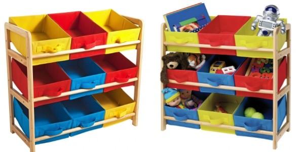 3 Tier Toy Basket Storage Unit £14.99 @ Argos