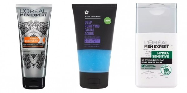 Father's Day: BIG Savings On Selected Men's Skincare @ Superdrug