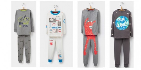 Selected Boys Snug Fit Pyjamas From £8.95 Delivered @ eBay Store: Joules Outlet