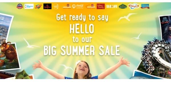Merlin Annual Pass Summer Sale