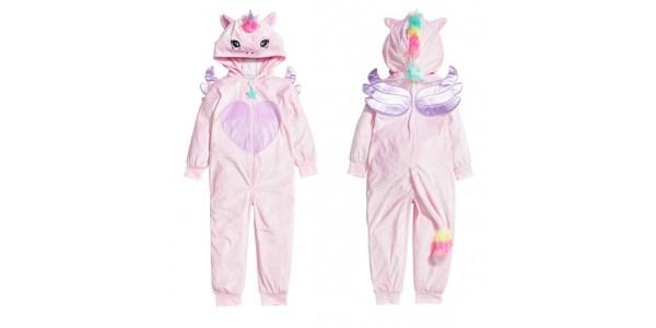 Kids Unicorn Fancy Dress Onesie £14.99 @ H&M