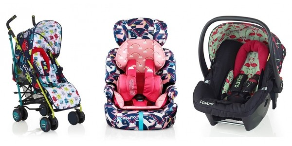 20% Off Car Seats, Pushchairs, Travel Systems & Strollers This Weekend @ Babies R Us