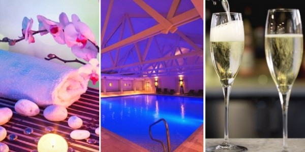 4* Spa Day & Refreshments for 2 £15 @ Living Social