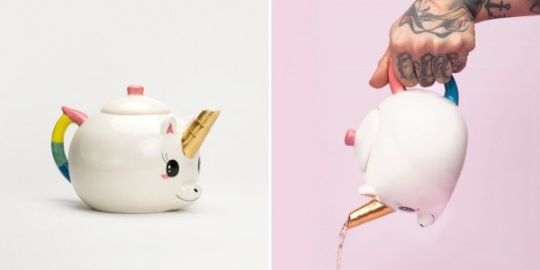 You Can Now Buy Unicorn Teapots @ Firebox!