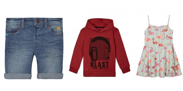 Today Only: 40% Off Selected Kidswear @ Debenhams (Expired)