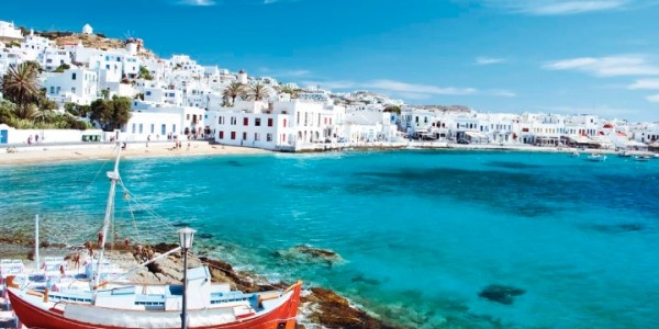 £20 Off Flights To Greece And Cyprus @ Thomas Cook