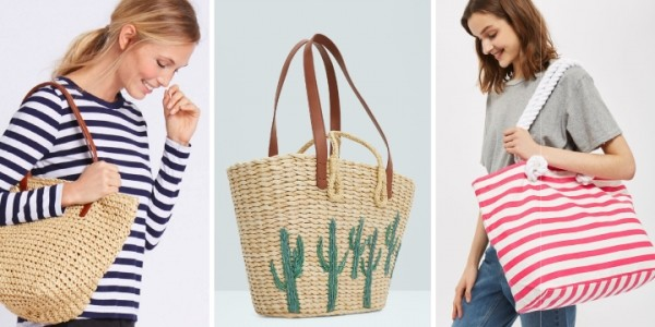 Get Summer Ready With These Beach Bags!