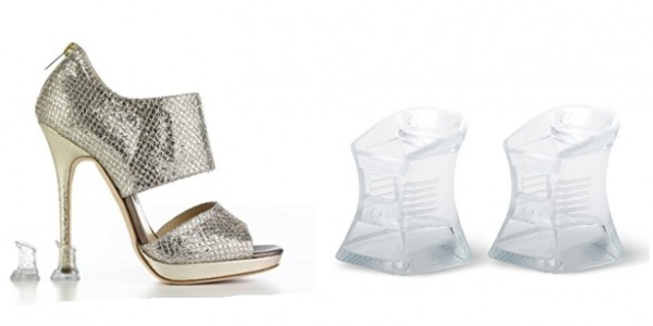 Glitter High Heel Protectors £1.99-£3.99 @ Amazon