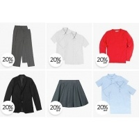 20% Off School Uniform @ Marks & Spencer