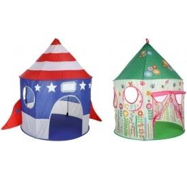 sc 1 st  Playpennies & Rocket / Secret Garden Play Tent £15 (was £20) @ Halfords