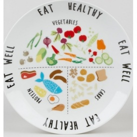 sc 1 st  Playpennies & Eat Healthy Portion Plate £3 @ Matalan