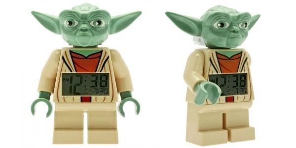 LEGO Star Wars Yoda Alarm Clock £9.99 With Free Delivery @ Argos eBay