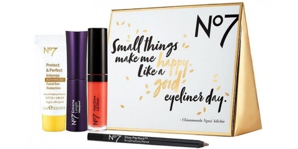 FREE No7 Summer Ready Gift Box When You Buy 2 No7 Cosmetics @ Boots