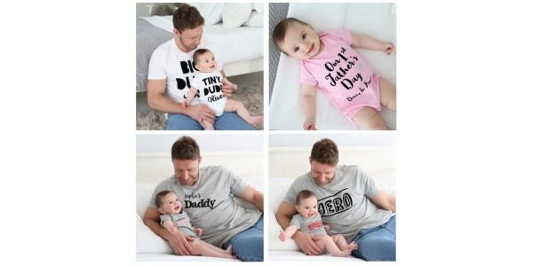 Get 25% Off EVERYTHING (Using Code) Including Father's Day Collection @ My 1st Years (Expired)