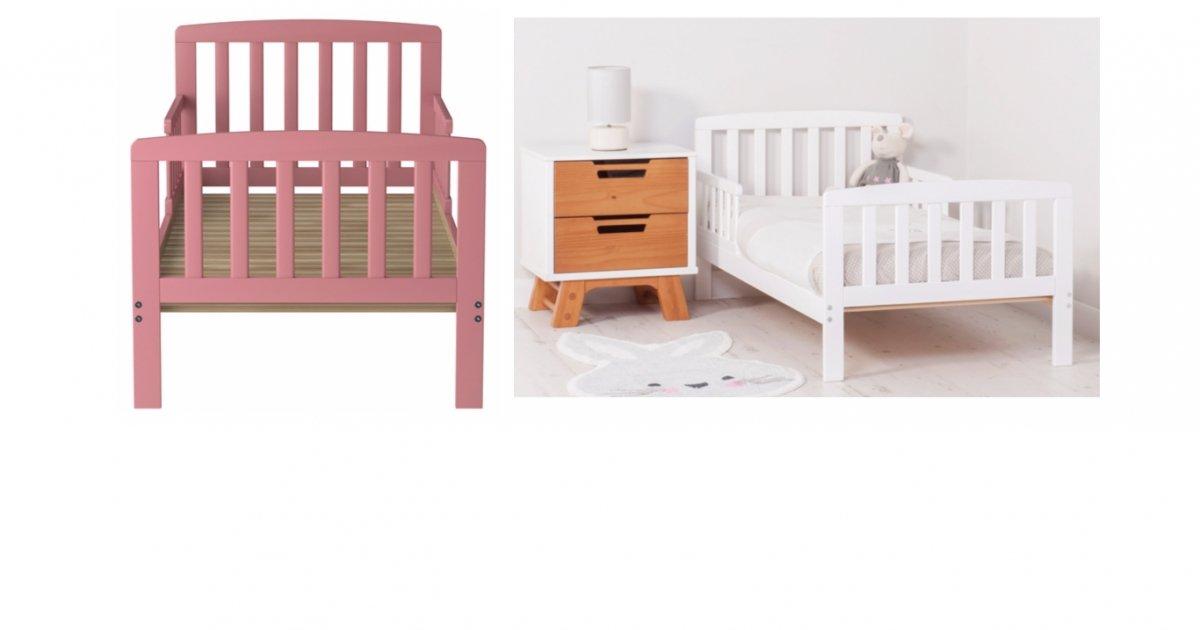 george home rafferty toddler bed del. Black Bedroom Furniture Sets. Home Design Ideas