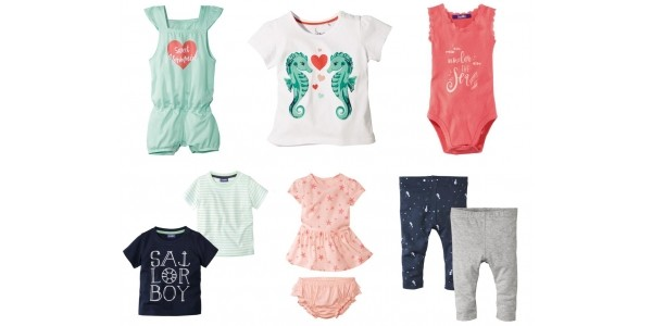 Baby Essentials Clothing From £1.49 From 11th June @ Lidl