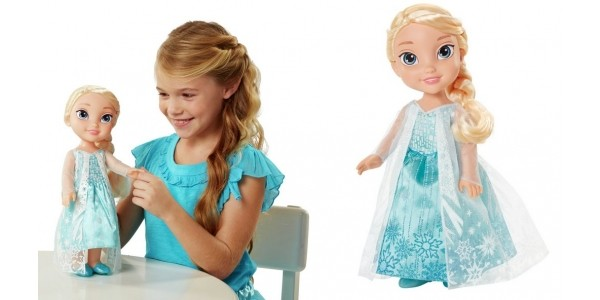 Disney Frozen Elsa Toddler Doll £9.99 @ Argos