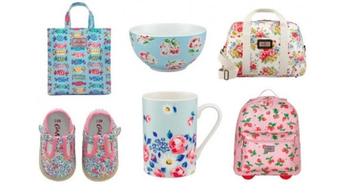 Up To 40% Off Sale: Prices From 50p @ Cath Kidston