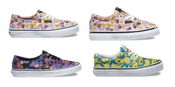 Up To 50% off @ Vans (Including Disney) PLUS Save An Extra 10% PLUS FREE Delivery
