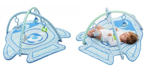 Chad Valley Baby Rocket Play Gym £12.99 @ Argos