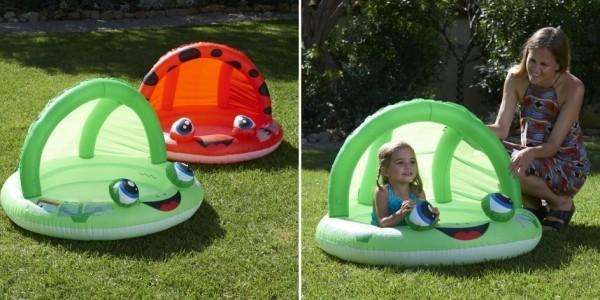 Frog / Ladybird Shaded Pool £3 @ Wilko