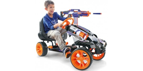 Save £120 On The Nerf Battle Racer Go Kart @ Very