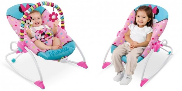 Disney Minnie Mouse Baby Rocker To Toddler Seat £39.99 Delivered (Using Code) @ Smyths Toys