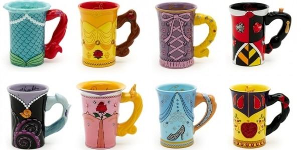 Flash Offer: 25% Off Walt Disney World Sculpted Mugs @ The Disney Store (Expired)