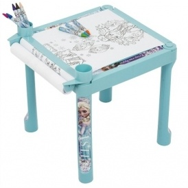 disney frozen colouring table with free delivery amazon. Black Bedroom Furniture Sets. Home Design Ideas