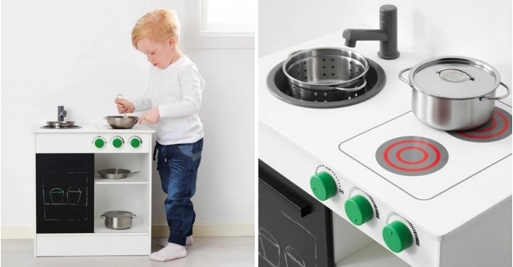 Play Kitchen Black Friday Deal