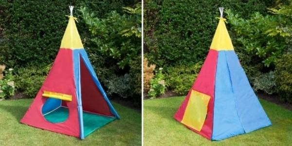Kids Wigwam Play Tent £12.99 @ B&M