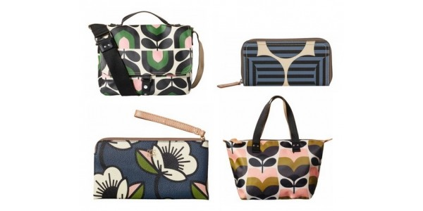 Up To 70% Off Orla Kiely Accessories @ BrandAlley