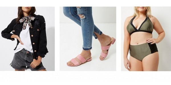 Up To 50% Off Shoes & Accessories @ River Island